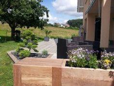 Connexion Bois Direct - Terrasse en bois exotique, de bardage et parquet.