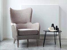 Fauteuil Butterly Wing Chair vincent sheppard - meubles en Belgique  - Selection Meubles, Amougies, mobilier