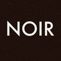 Noir | http://fjellby.blogspot.com/search/label/Paris