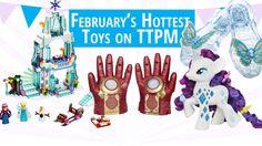 February's Hottest Toys: My Little Pony, Avengers, LEGO Frozen, & more