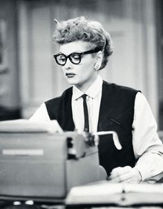 """I Love Lucy """"Ricky Needs an Agent"""" 1955"""