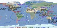Timeline of volcanism on Earth - Wikipedia, the free encyclopedia