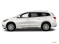 2015 Buick Enclave: Side View