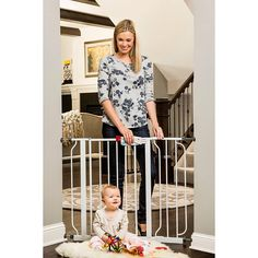 Regalo Easy Step Walk Through Baby Gate Includes Pressure Mount and 6 Inch Extension Kit ** New and awesome dog product awaits you, Read it now  : Dog gates