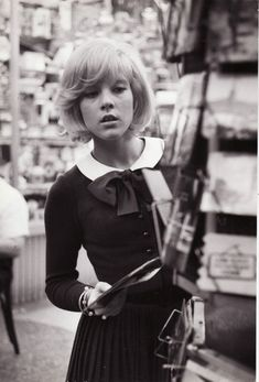 1964 Sylvie Vartan (born 15 August 1944) is a Bulgarian-French singer and actress.