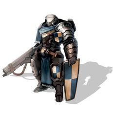 knight on duty by kimplate on DeviantArt