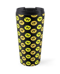 The perfect travel mug for serving a cup of Scared Cat, Coffee Lovers, Cool Items, Travel Mug, Beautiful Things, Stainless Steel, Group, Mugs, Halloween