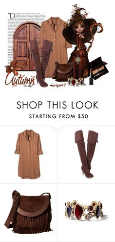 """""""jesienne"""" by margo47 ❤ liked on Polyvore featuring Balmain, United by Blue, Frye, Chloe + Isabel and NARS Cosmetics"""