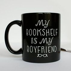 Book Lovers Mug | 23 Awesome Mugs Only Book Nerds Will Appreciate