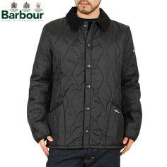 Barbour バブアー LIDDESDALE キルティングジャケット BLACK [38770] / ジャケット キルティング