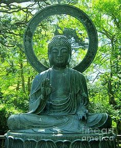 Photograph of Buddah at Japanese Tea Garden, San Francisco. Artwork by Sharon Patterson may be PURCHASED at: http://1-sharon-patterson.fineartamerica.com AND http://canstockphoto.com/stock-image-portfolio/SharonPatterson AND http://www.bigstockphoto.com/search/?contributor=Sharon%20Patterson&safesearch=n