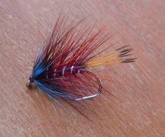 Foyle Trout & Salmon Flies: Getting ready for Conn