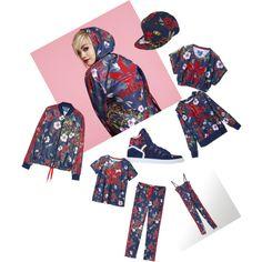 Rita Ora adidas rose collection