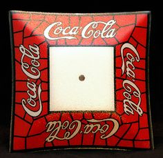 Coca Cola Glass Coke Ceiling Light Cover