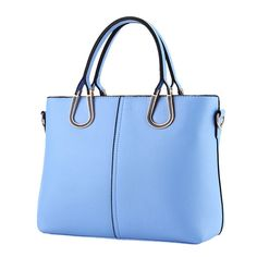 27.94$  Buy here - 2017 New Arrivals Female Bags Concise Sweet Office Ladies Fashion Handbags Solid Color Sky Blue Lavender Pink Beige Casual Totes  #magazineonlinebeautiful