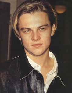 """""""I'm not the kind of person who tries to be cool or trendy, I'm definitely an individual. """" - Leonardo DiCaprio"""