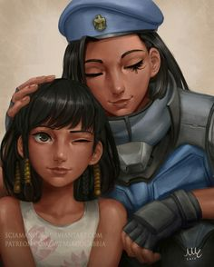 Phara and Ana