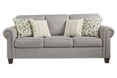 Shop for Signature Design by Ashley Alandari Sofa, and other Living Room Sofas at The Furniture Mall in Duluth, Doraville, Kennesaw and the Chamblee, GA area. Living Room Sofa, Home Living Room, Living Room Furniture, Home Theater Furniture, Furniture Design, Furniture Removal, Furniture Online, Furniture Stores, Discount Furniture
