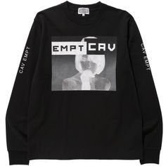 C.E. / EMPT CAV Long Sleeve T