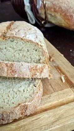 pain sans gluten sans fécule
