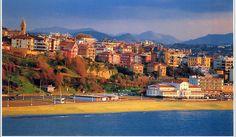 Bizkaia, Getxo, Playa de Ereaga