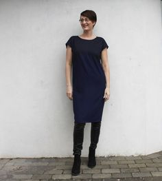 The Mila Designer Dress // Style Arc Patterns   Groovy Baby....and mama   Bloglovin'