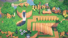 Animal Crossing New Horizons Playground Design