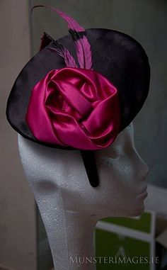 Hats Have It: Aisling Maher Milliner