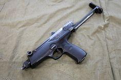 """9х18mm пистолет-пулемет АЕК-919К """"Каштан"""""""