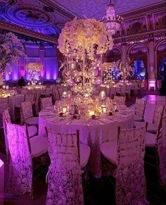 Gorgeous girly wedding...