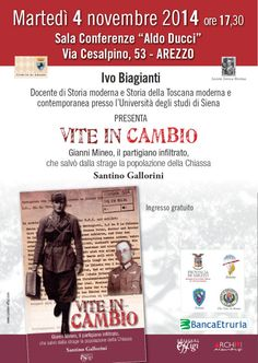 Utilize rap! Again!: Vite in cambio Gianni Mineo, il partigiano infiltr...