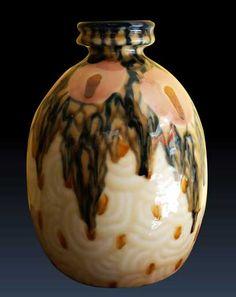 Vase anthémis Tharaud