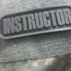 Parche Pvc Instructor