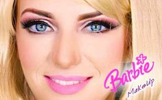 #Maquillaje de #Barbie o como #maquillarse como una #muñeca #makeup  http://www.guapaalinstante.com/2014/03/como-hacer-un-maquillaje-de-muneca.html