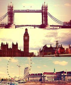 London, England, So amazing.