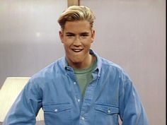 Totally wanted to marry Zack Morris!