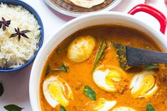 South Indian Style Egg Curry in Coconut Milk recipe on Food52