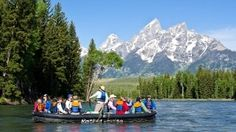 Come out this summer for whitewater rafting, hiking, wildlife-watching and more! And Yellowstone and Grand Teton National Parks are just nextdoor. Grand Teton National Park, Yellowstone National Park, National Parks, Snake River Canyon, Teton Mountains, Float Trip, Bald Eagles, Whitewater Rafting, Beavers