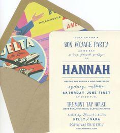Beach Theme Starfish Retirement Party Invitation Retirement - Bon voyage party invitation template