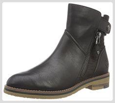Marco Tozzi Damen 25485 Kurzschaft Stiefel, Schwarz (Black Ant.Comb 096), 39 EU - Stiefel für frauen (*Partner-Link)