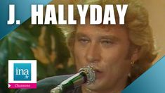 "Johnny Hallyday ""J'en ai marre""  