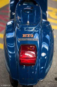 Vespa Primavera ET3, 1981, conservata, O-Lack - Original Lack, unrestauriert, Vespa Smallframe wie Vespa V50, Vespa SS50, Vespa SS90-62