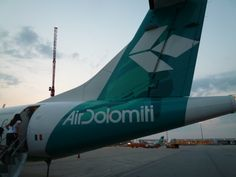 """Air Dolomiti"" Munich→Genova (Luglio)"