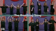 This song will teach kids how to breath deeply to regulate their emotions! Emotional Child, Social Emotional Learning, Play Therapy, Therapy Ideas, How To Teach Kids, Music And Movement, Elementary Music, Music Classroom, School Counselor