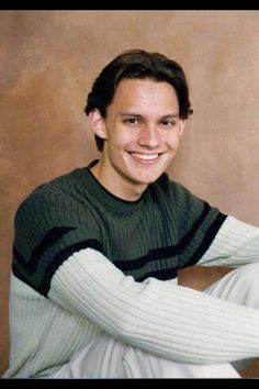 Younger Tim. Oh-my-god. -G
