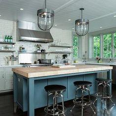 Fivecat Studio - kitchens - light grey cabinets, light grey kitchen cabinets, subway tiles, subway tiled back