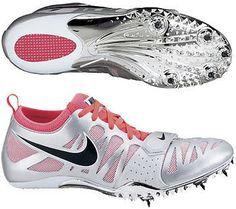 donne nike zoom w 3 track & field chiodi delle scarpe iii scarpe molti