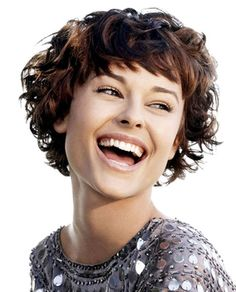 Short Wavy Hairstyles 2014 More