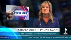 BBB warns of a new twist to an old scam that targets grandparents and seniors. See how the bad guys try and tick families out of their hard earned money in this week's BBB Scam Alert. http://bit.ly/1rwIh0f