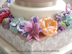 Scrummy Mummy's Cakes -Using Taylor Rose mat